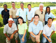Meet the management team at Sunset Point.