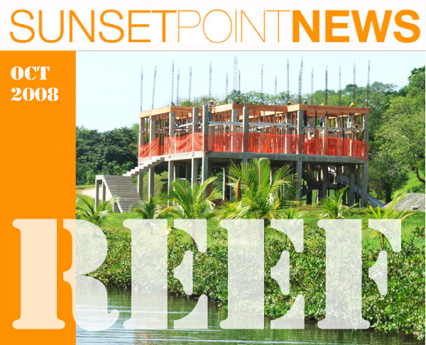 REEF, for the latest Sunset Point News.